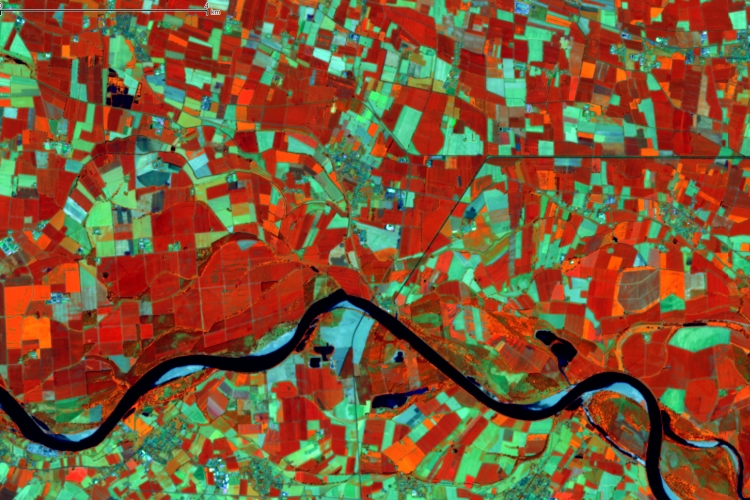 Sentinel-2 imagery